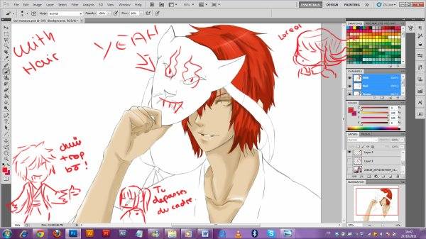 ~~ work in progress ~~ Lavi ♥