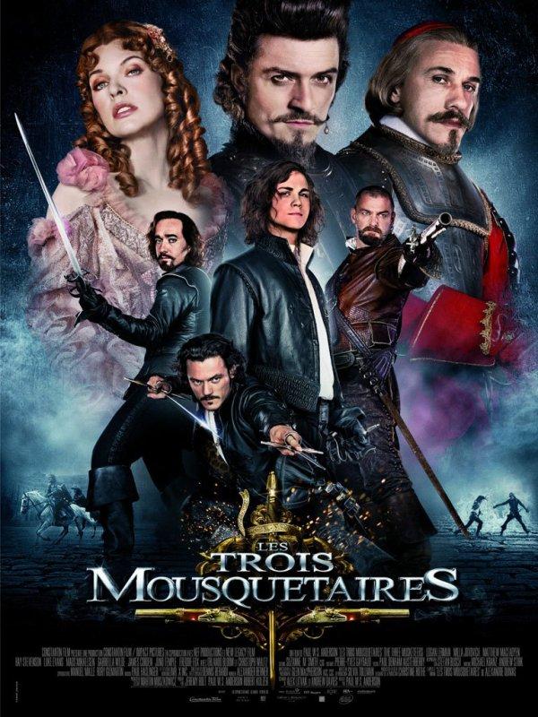 ~~ Le Dimanche c'est Cinéma ~~ # 3 Les trois Mousquetaires #