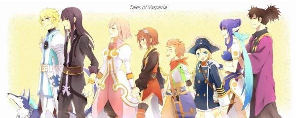 Ma liste de jeux de la saga Tales of.