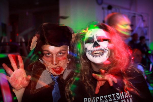 Beauty Cool Halloween Party