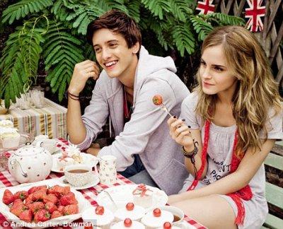 imformation sur Emma Watson