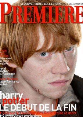 """interview de Rupert Grint pour le magazine """"PREMIERE"""""""