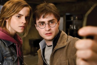 hArry,drAgO ou ROn ? pour hermione