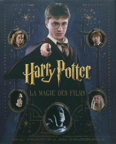 Harry potter :la magie des films