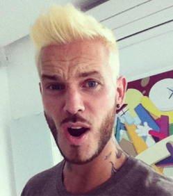 vous le trouvé comment en blond ?