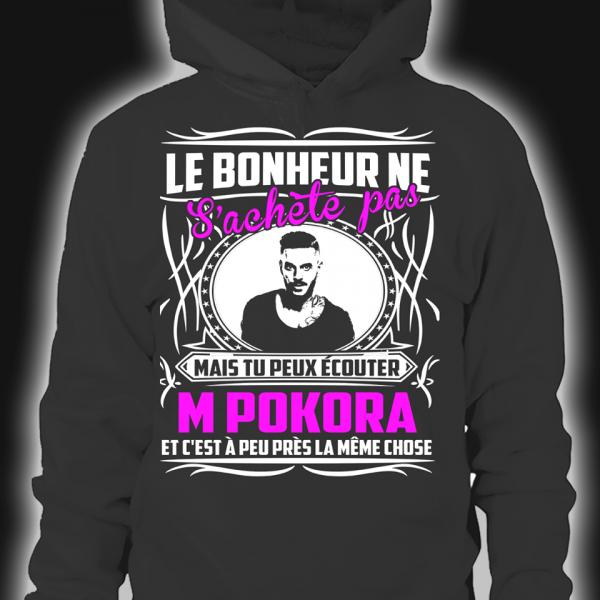 Aimez M Pokora? Cette chemise est pour vous!