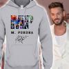 👉T-Shirt parfait pour tous les Fans de M. Pokora