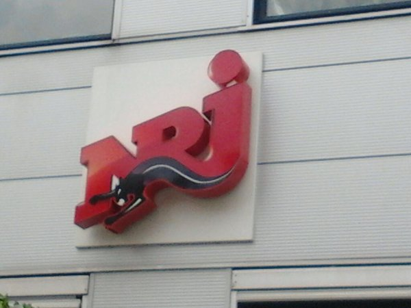 Logo nrj exterieur