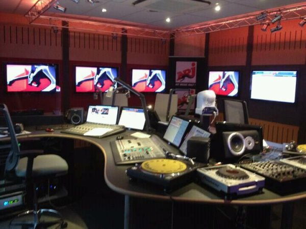 Studio nrj