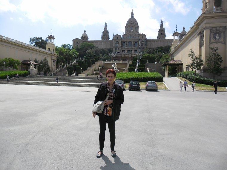 Barcelone - Espagne (mai 2014)