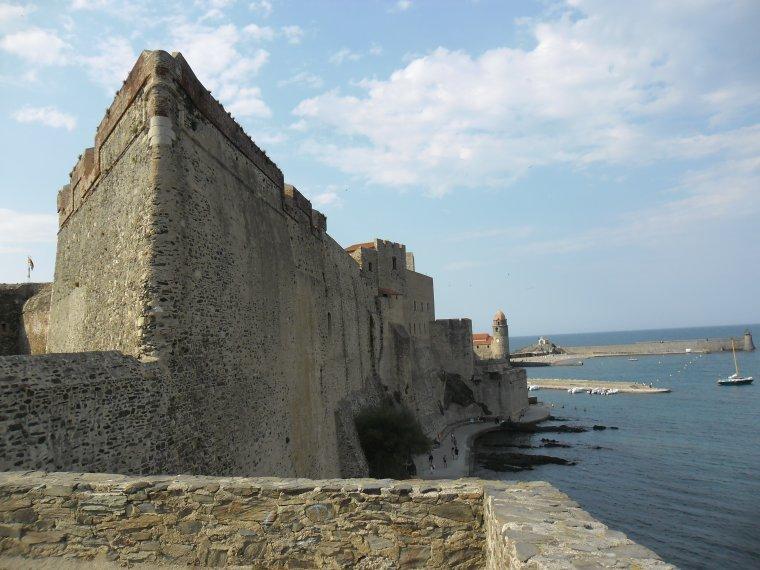Collioure (fin juin 2014) Languedoc Roussillon