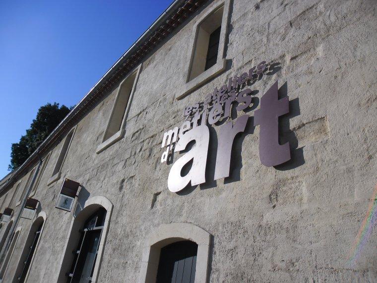 Les ateliers des métiers d'Art ! Céramique d'Art.