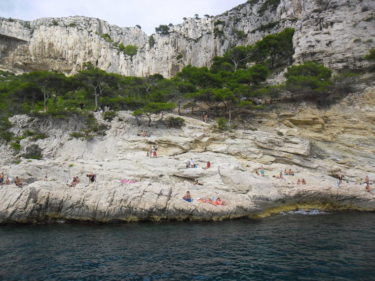 Cassis (près de Marseille 13) photos août 2014
