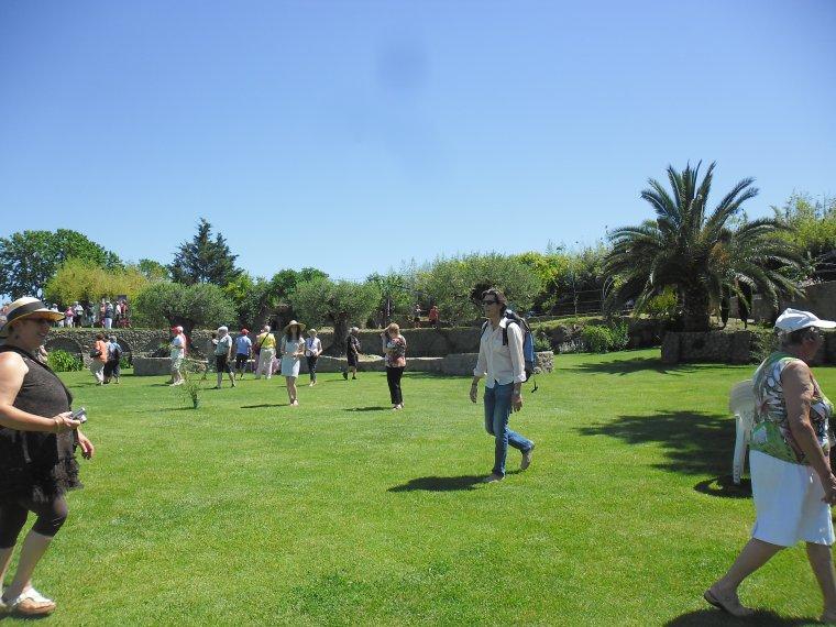 Le jardin St Adrien . Hérault 34