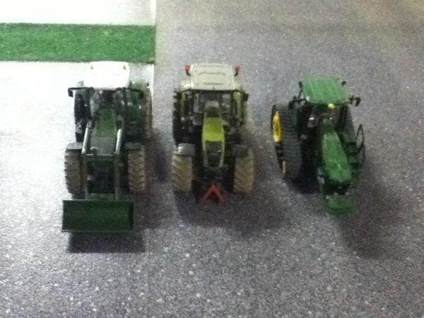 mes tracteur télécommander