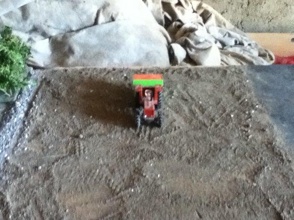 La maquette à mon cousin