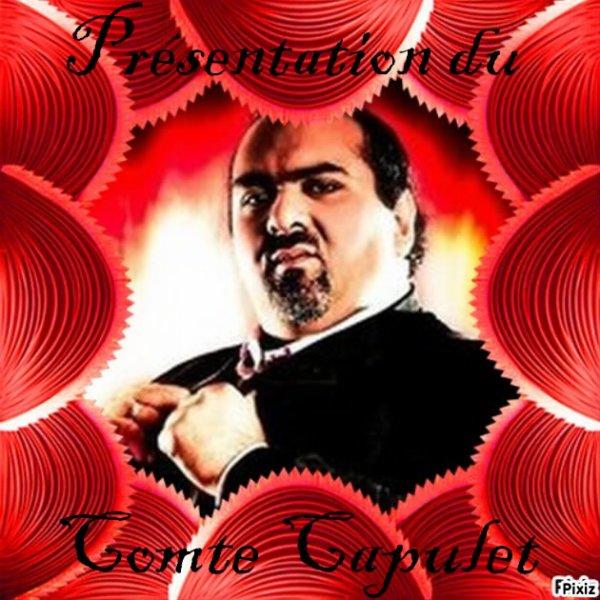 Présentation du Comte Capulet