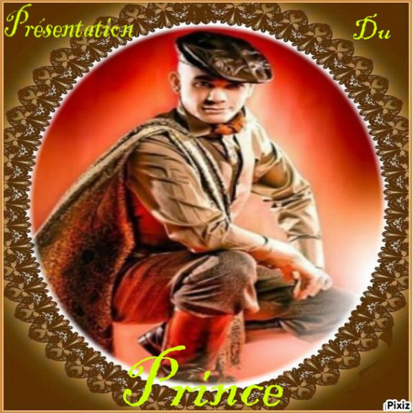 Présentation du Prince