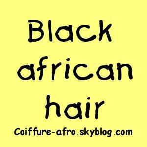 COIFFURE BLACK