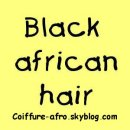 Photo de coiffure-afro