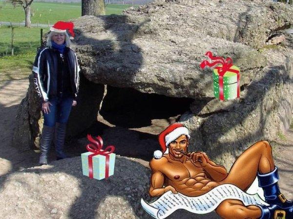 Le Père Noël est en route alors faite votre commande…….