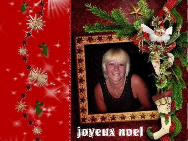 montage perso pour noel ...