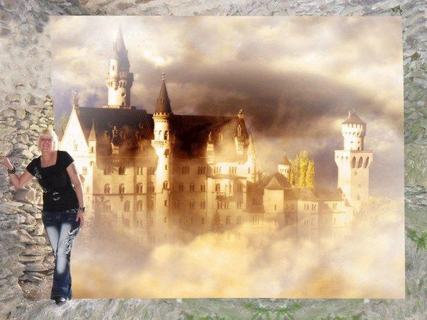 Le château des brumes...