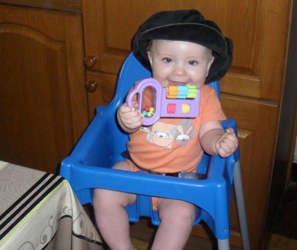 Ethan 10 mois .......................