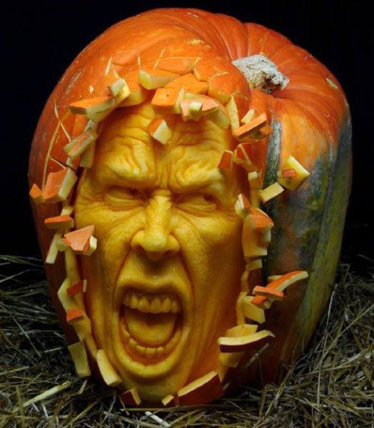 je souhaite aux petits et grands enfants une bonne journée d'Halloween.....Ethan