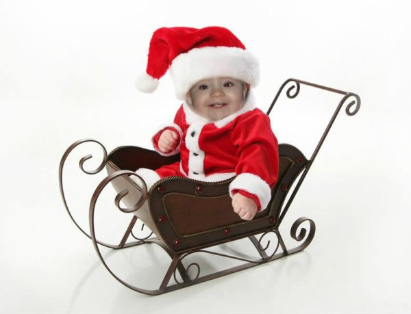 Ethan .... Père Noël.......