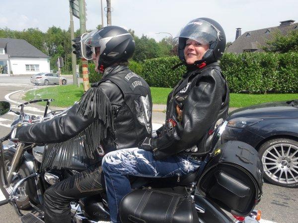 sortie a moto .......