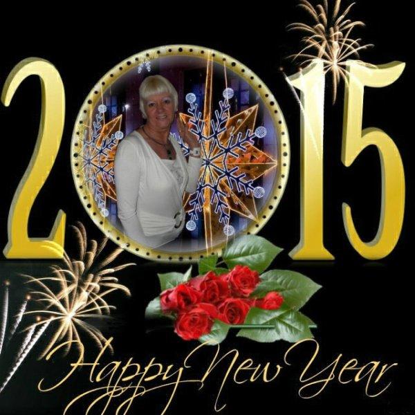 en route vers notre futur ( 2015 ) bonne journée et bon réveillon......