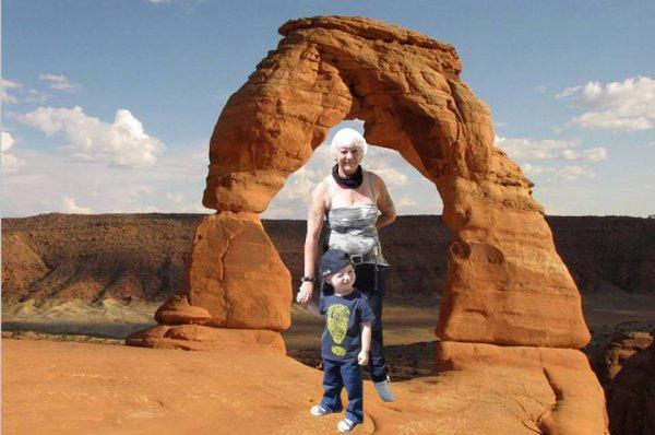 Ethan et moi .....