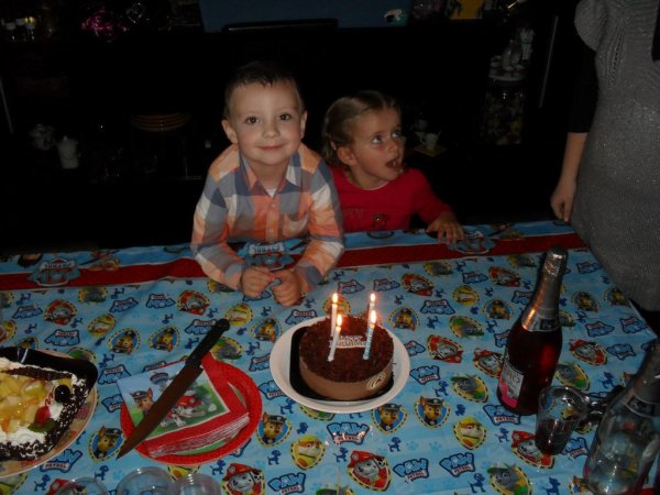anniversaire Ethan