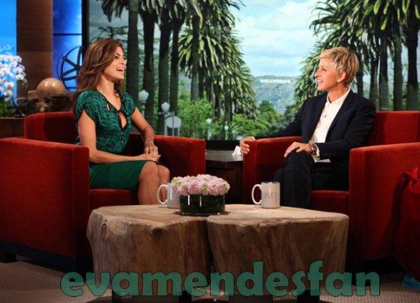 The Ellen Degeneres Show (07/05/2012)