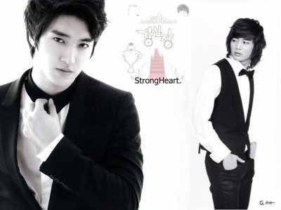 Strong Heart : Chapitre 1