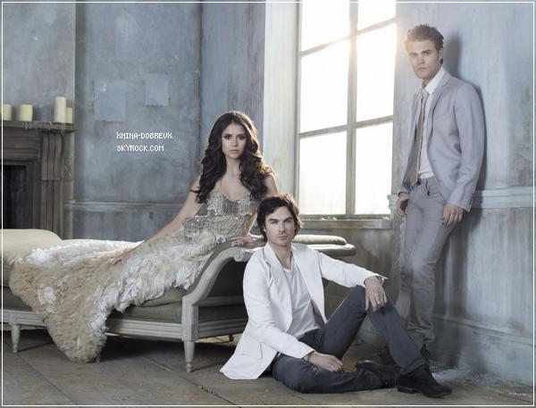 Nouvelle photos prise lors du shoot pour Entertainment Weekly