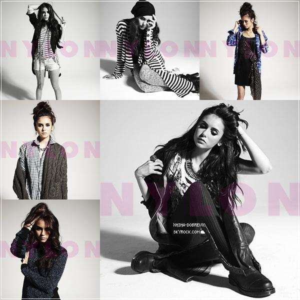 Photoshoot pour Nylon Mag