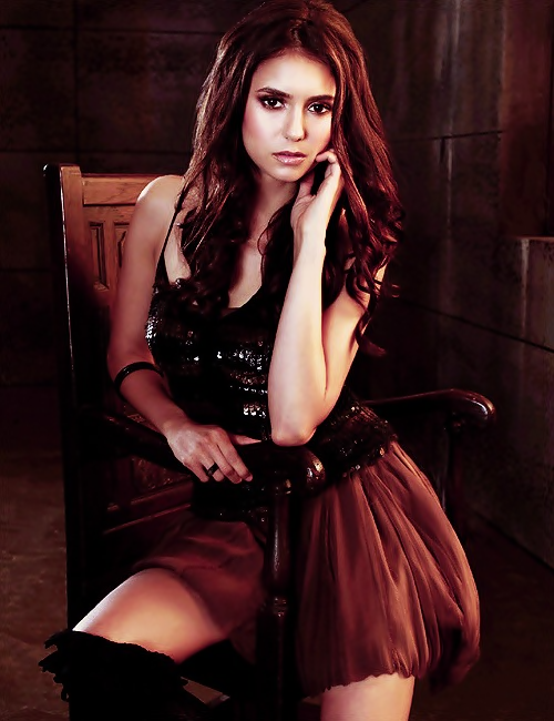 Photo promotionnelle de nina pour The Vampire Diaries