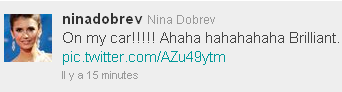 09/01                   HAPPY BIRTHDAY NINA!! ♥