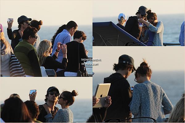20/06       Nina et Ian à Santa Monica .