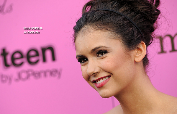 Flash Back: le 13 mai 2010 Nina était au Annual Young Hollywood Awards.