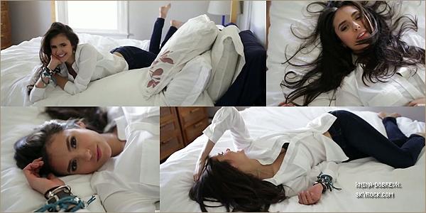 27/06       Scan de Nina pour Esquire USA .