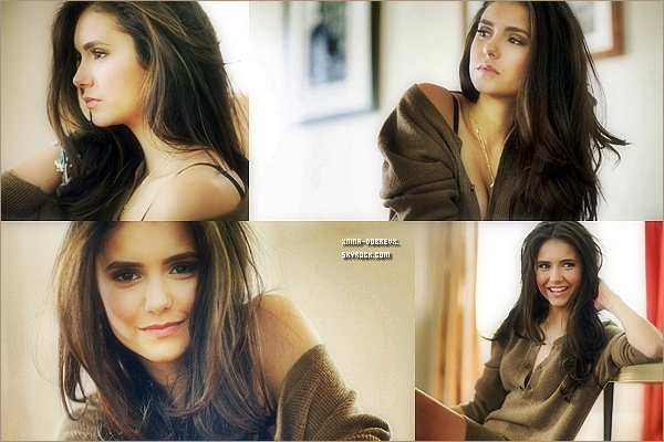 06/07                 Les photos du shooting Nina pour Esquire Magazine .