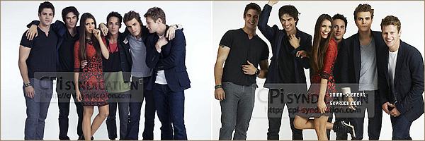 02/08        De nouvelles photos du cast prises lors du Comic-Con sont parues..
