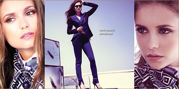 08/08        De nouvelles photos provenant du shoot pour Fashion Magazine sont apparues.