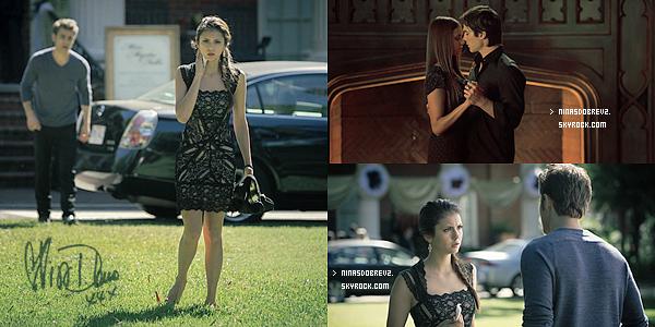 09 Nov.  Nouvelles photos personnelles de Nina postées via twitter .