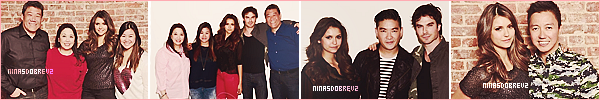 30th May -  Nina & Ian pour Penshoppe.