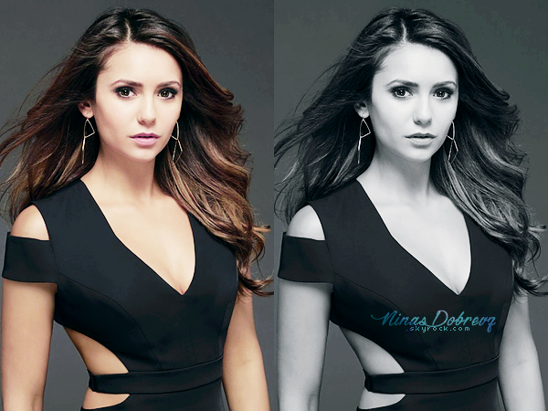PROMOTIONAL   |   Photo promo de Nina pour la saison 6