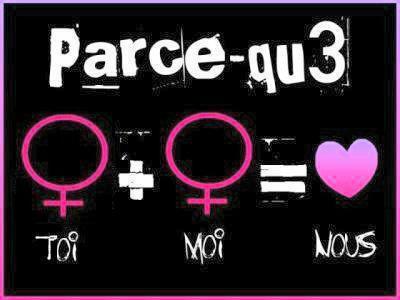 ♀ + ♀ = ♥
